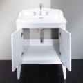 """3098A 120x120 - 26"""" Lacava Grace Vanity Base & Sink-Avail in Multiple finishes"""