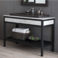 "48CUZCOWC 120x120 - 48"" Native Trails Cuzco Vanity Base w/Optional top & sink - Carrara"