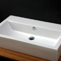 """5061 120x120 - 31.5"""" Lacava Aquamedia Vanity Base & Sink-Avail in Multiple finishes"""