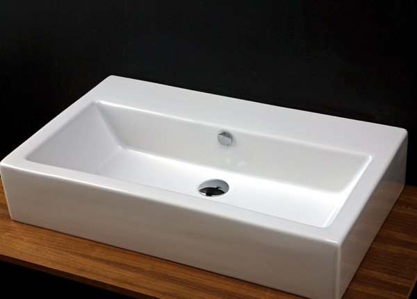 """5061 600x431 - 31.5"""" Lacava Aquamedia Vanity Base & Sink-Avail in Multiple finishes"""