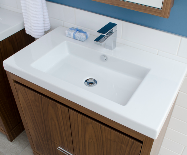 """5212CB 600x496 - 31"""" Lacava Aquaquattro Vanity Base & Sink-Avail in Multiple finishes"""
