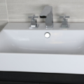 "5231CA 120x120 - 23 1/8"" Lacava Aquasei Vanity Base & Sink-Avail in Multiple finishes"