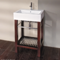 "5464T 120x120 - 23 5/8"" Lacava Aquagrande Vanity base & sink-Avail in Multiple finishes"