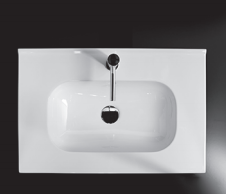 "8074 - 31.5"" Lacava Aquatre Vanity Base & Sink-Avail in Multiple finishes"