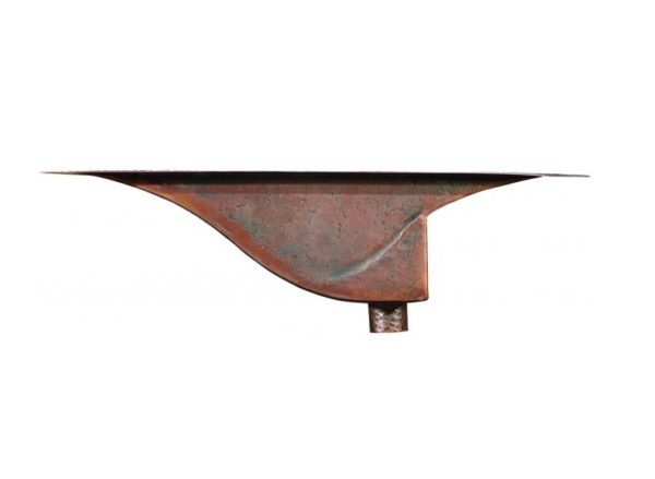 "2RBCWA 600x439 - 19"" x 14"" Thompson Traders Antibes Sink-Black Copper"
