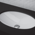"33la 120x120 - 32"" Lacava Luna Vanity Base Optional Top & sink-Avail in Multiple finishes"