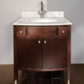 "3501 120x120 - 32"" Lacava Luna Vanity Base Optional Top & sink-Avail in Multiple finishes"