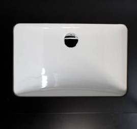 """4252una - 21""""  Lacava Piazza Undermount Sink 4252UA"""