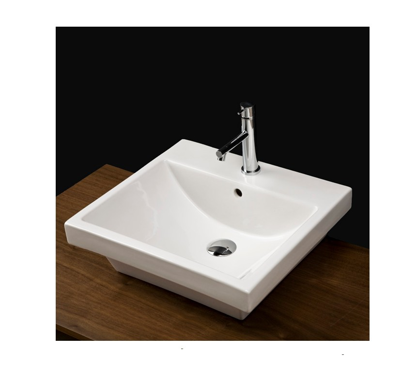 lacava bathroom sinks 19 5 quot lacava piazza wall mount sink optional shroud 13396