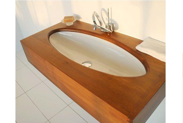"4601 600x403 - 34""  Lacava Euro Undermount Sink 4601"