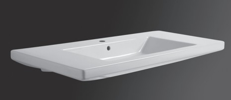 "4650a - 43.5""  Lacava Sottile Wall Mount Sink"