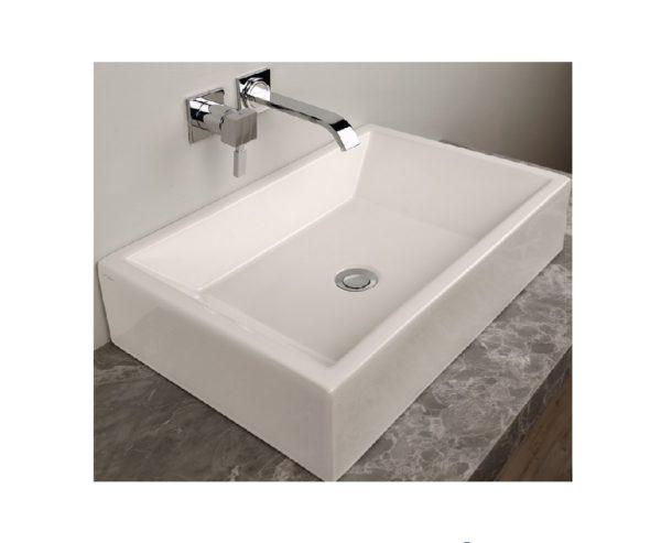 """5032A 600x493 - 23 1/2""""  Lacava Aquamedia Vessel Sink 5032A"""