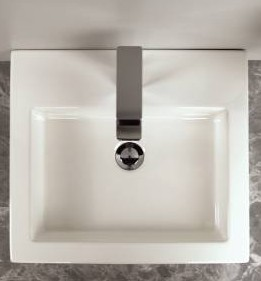 "5035a - 19""  Lacava Aquaplane Vessel Sink"