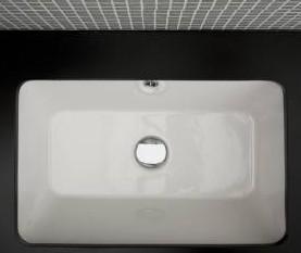 """5052UNA - 21""""  Lacava Aquagrande Undermount Sink H5052UN"""