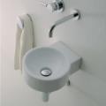 "5059 120x120 - 10 7/8""  Lacava Twin Set Wall Mount Sink"