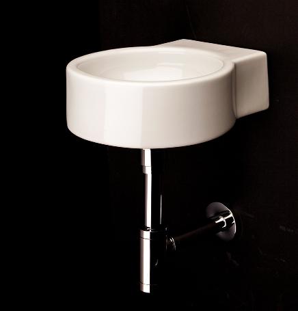 "5059b - 10 7/8""  Lacava Twin Set Wall Mount Sink"