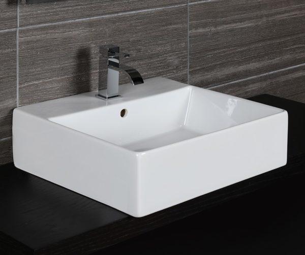 """5062A 600x502 - 20"""" Lacava Aquamedia Wall Mount Sink 5062A"""