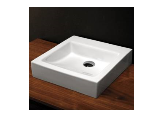 "5066 - 16 5/8""  Lacava Aquaplane Wall Mount Sink"