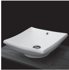 "5069 - 18 1/8"" Lacava La Scala Vanity Base-Optional sink-Avail in Multiple finishes"