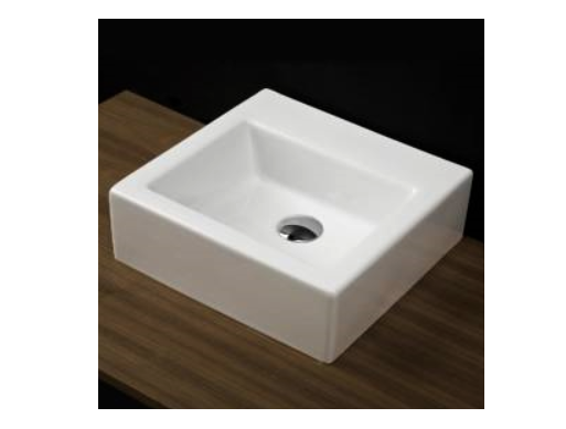 "5072A - 15 7/8""  Lacava Aquamedia Wall Mount Sink"