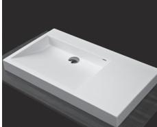 "5101a - 32""  Lacava Luce Vessel Sink - Left Hand 5105LH"