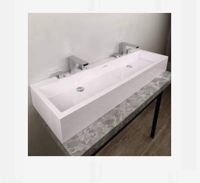 "5104 - 48.25""  Lacava Luce Vessel Sink"
