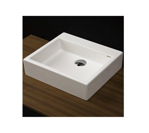 "5106 600x537 - 22""  Lacava Luce Vessel Sink"