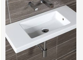 "5273 - 31 5/8""  Lacava Dimini Wall Mount Sink"