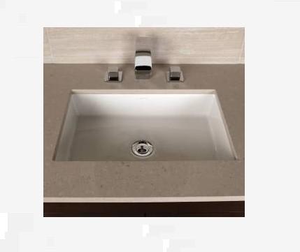 "5451b - 19.5""  Lacava Cube Undermount Sink"
