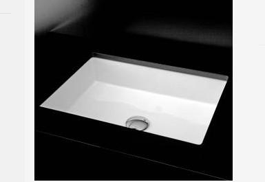 "5452UN - 17""  Lacava Cube Undermount Sink"