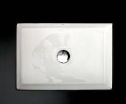 """5452UNA - 17""""  Lacava Cube Undermount Sink"""