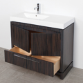 "5457C 120x120 - 35.5"" Lacava Aquaquattro Vanity Base w/Sink-Avail in Multiple finishes"