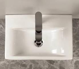 """5462a - 17 7/8""""  Lacava Spring Vessel Sink"""