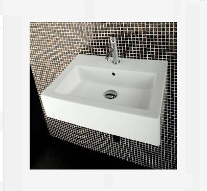 "5464 - 24"" Lacava Aquagrande Wall Mount Sink 5464"