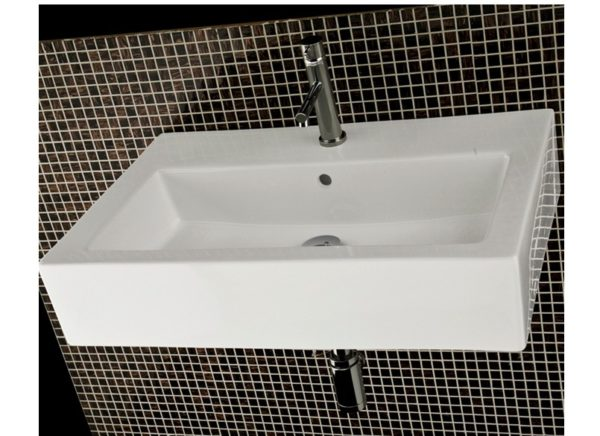 "5468 600x436 - 29"" Lacava Aquagrande Wall Mount Sink 5468"