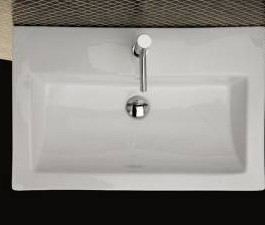 "5468a - 29"" Lacava Aquagrande Wall Mount Sink 5468"