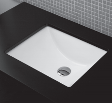 "5485 - 24"" Lacava Giulia  Wall Mount Vanity Base Optional Tops, sink-Avail in Multiple finishes"