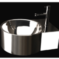 "7025 120x120 - 15.75""  Lacava Ferro Wall Mount Sink"