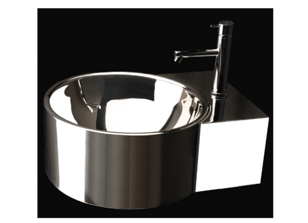 "7025 600x435 - 15.75""  Lacava Ferro Wall Mount Sink"