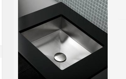"740012 - 17""  Lacava Argento Stainless Undermount Sink"