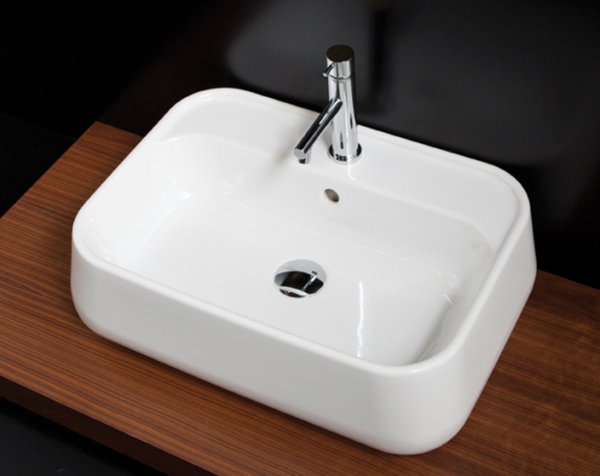 """8059 1 600x476 - 23.25""""  Lacava Catino Wall Mount Sink"""