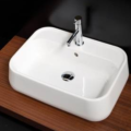 "8059 120x120 - 36"" Lacava Catino  Wall Mount Vanity Base Optional Tops, sink & legs-Avail in Multiple finishes"