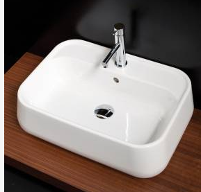 "8059 - 36"" Lacava Catino  Wall Mount Vanity Base Optional Tops, sink & legs-Avail in Multiple finishes"