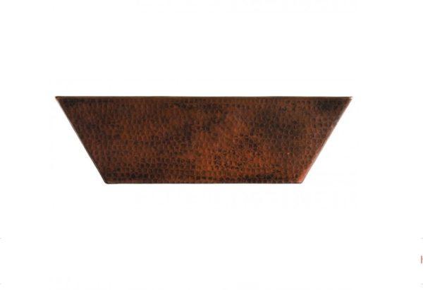 "BPV1914BCB 600x411 - 18"" x 14"" Thompson Traders Diego II Black Copper Sink"