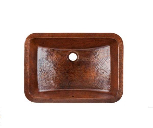 "BRU2115BCA 600x504 - 21"" x 15.25"" Thompson Traders Starr Sink-Black Copper"