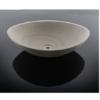 "C125GSN 100x100 - 22.5"" Stone Forest Akrotiri Vessel Sink"