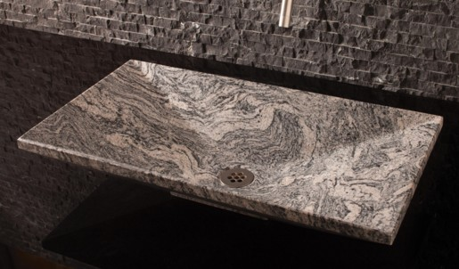 """C5024CG - 24""""  Stone Forest Verona Stone Vessel Sink- Avail in 7 colors"""