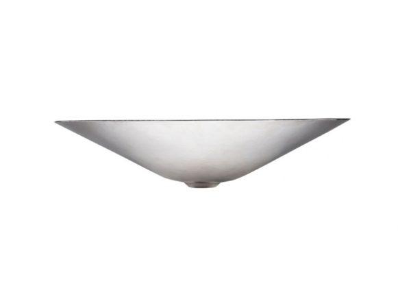 "CASGBRNA 600x446 - 19"" x 17"" Thompson Traders Chakra  Sink- Hammered Nickel"