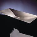 "CP5024WHT 120x120 - 24"" Stone Forest New Bronze Verona Vessel Sink-White Bronze"