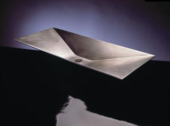 "CP5024WHT - 24"" Stone Forest New Bronze Verona Vessel Sink-White Bronze"